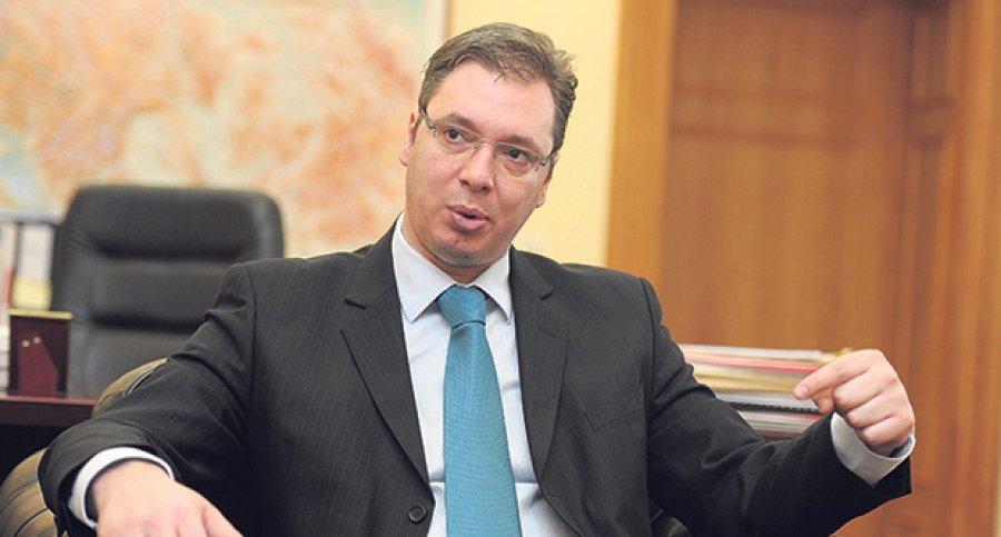 Vučić: Navijao sam za reprezentaciju Rusije, i još hiljadu puta bih
