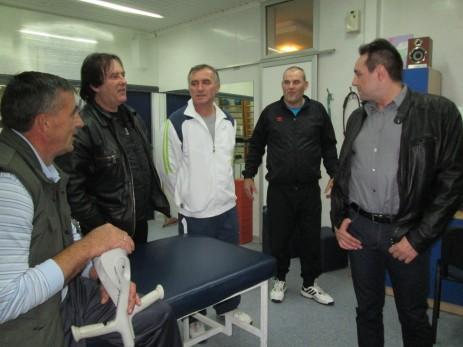 Ministar Vulin u poseti Merkuru