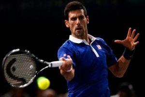 Novak Đoković osvojio Masters u Parizu!