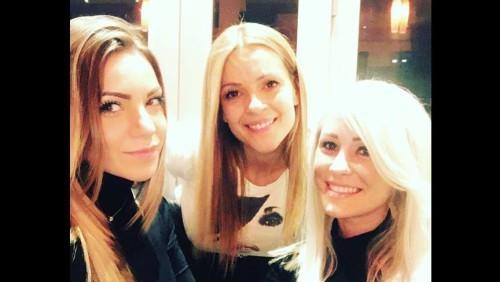 TRIDESETE GAZI:Jelena Kostov proslavila rodjendan sa kolegama!