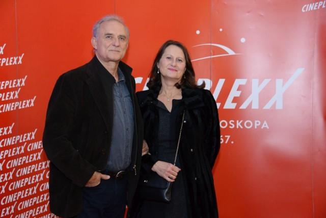 Lazar i Danica Ristovski