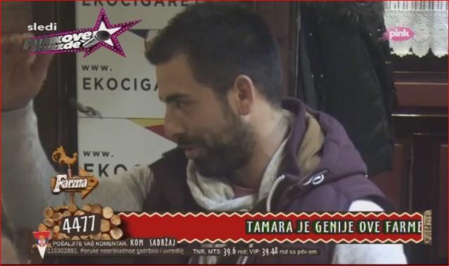 Farma 6: Miloš već medju favoritima!