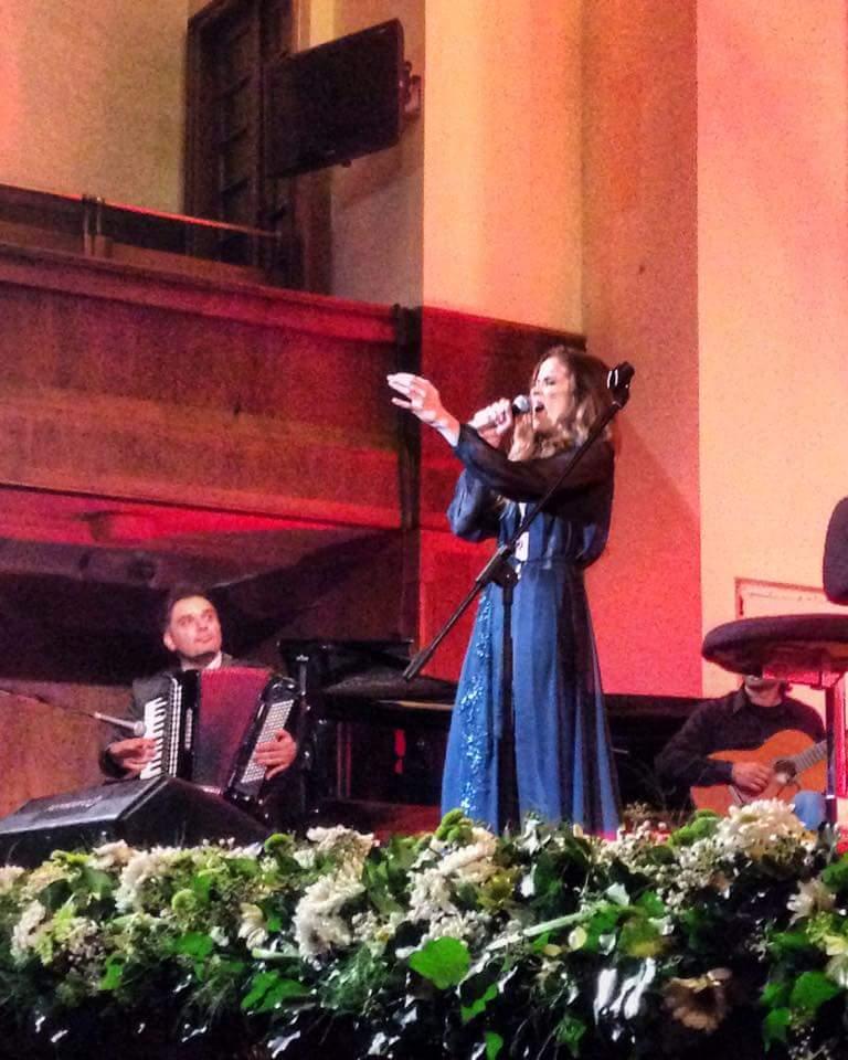 Karolina Gočeva priredila spektakl na Kolarcu!