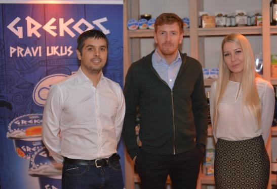 Kompanija Imlek predstavila jedinstveni grčki jogurt na domaćem tržištu