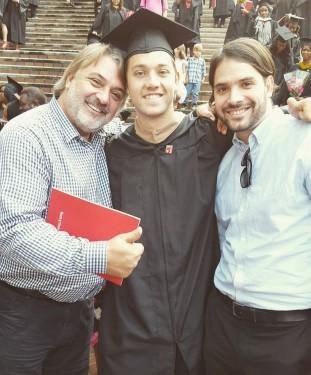 stefan diplomirao