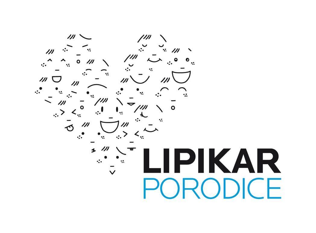 LIPIKAR PORODICE - PODELITE PLAVI BALON !