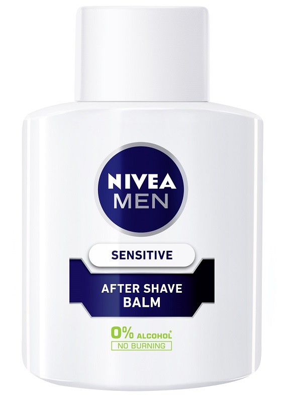 NIVEA MEN Sensitive balsam za negu posle brijanja mala