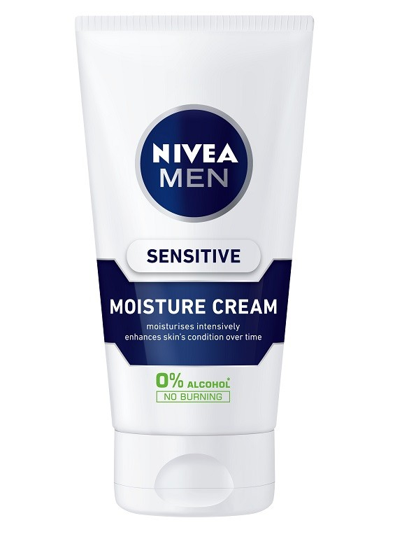 NIVEA MEN Sensitive hidratantna krema za negu lica mala