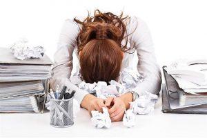 Rešite se stresa na poslu!