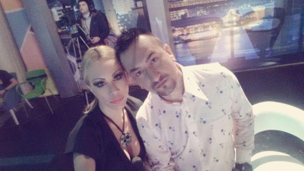 Irina Kruška i Bojan Belić