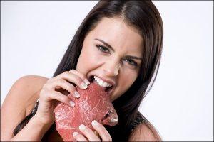 Žene ne odričite se mesa, ono čuva vitak stas!