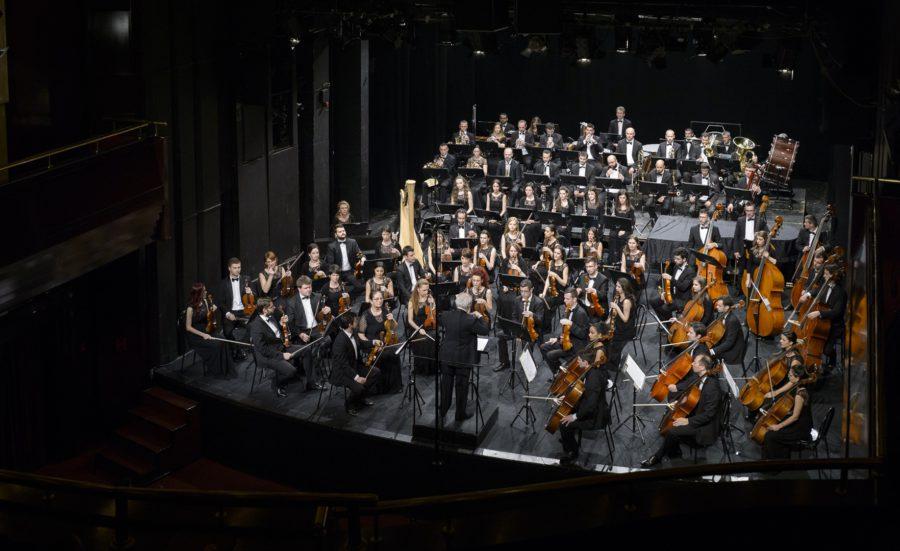 Koncert Crnogorskog simfonijskog orkestra u Beogradu