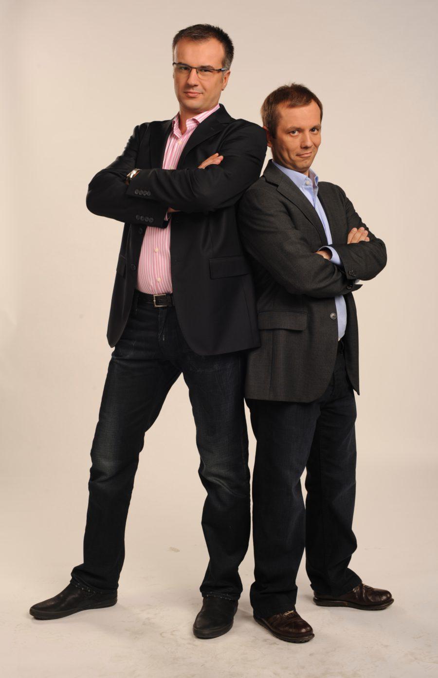 Ivan Tesanovic i Miljan Milicevic
