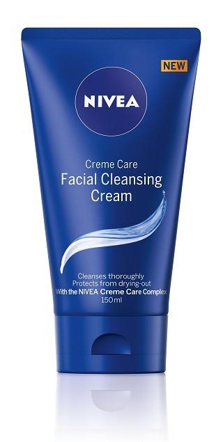 NIVEA Creme Care krema za čišćenje lica mala mala