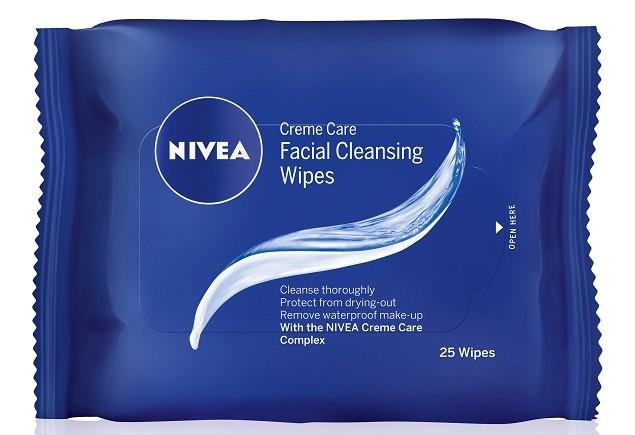 NIVEA Creme Care maramice za čišćenje lica mala mala