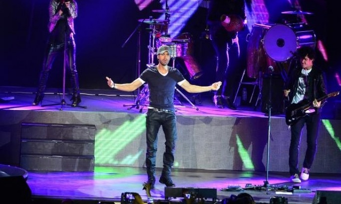"Kralj latino popa Enrike Iglesijas ""zapalio"" arenu !!!"