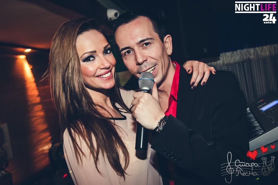 Ekskluzivno: Večeras u kafani Stara Pesma Jelena Gerbec slavi devojčko