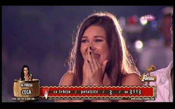 Farma 7 uživo: Nema kraja iznenađenjima! Ceca u suzama!