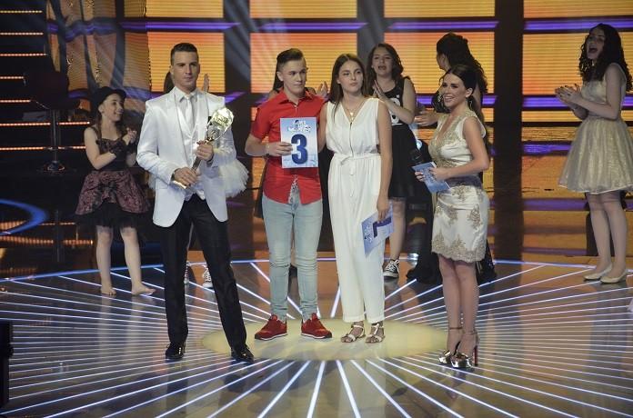 """Džejla Ramović pobednica emisije """"Neki novi klinci"""", glasovima publike"""