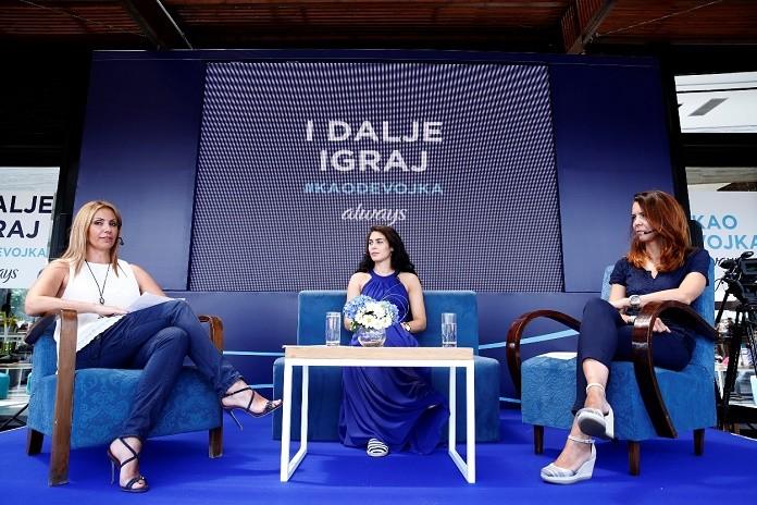 Milica Mandić, Svetlana Danilović, Andrijana Vlačić