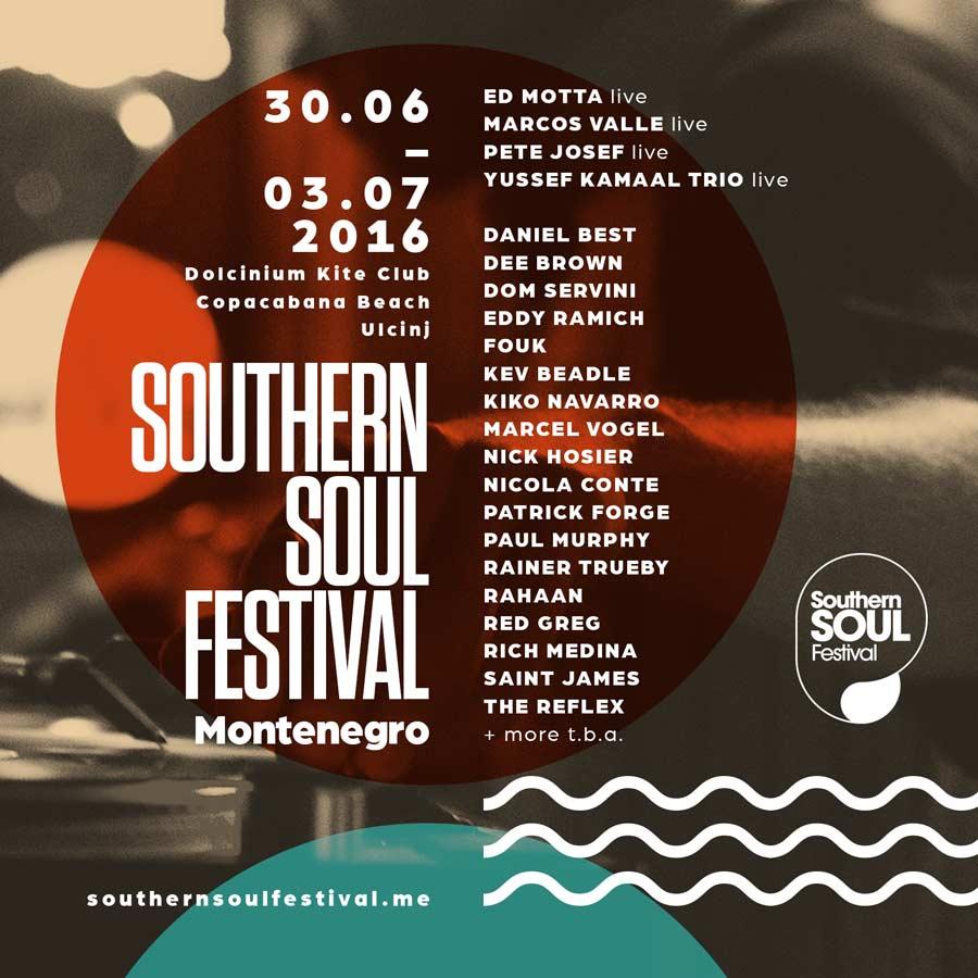 SOUTHERN SOUL FESTIVAL MONTENEGRO 2016