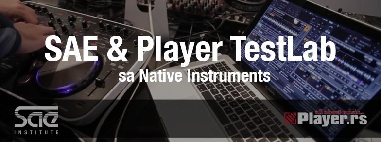 SAE & Player TestLab za sve ljubitelje elektronske muzike