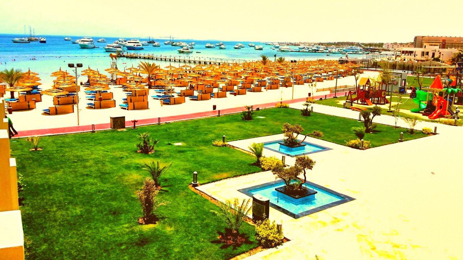 Novootvoreni Albatros White beach hotel