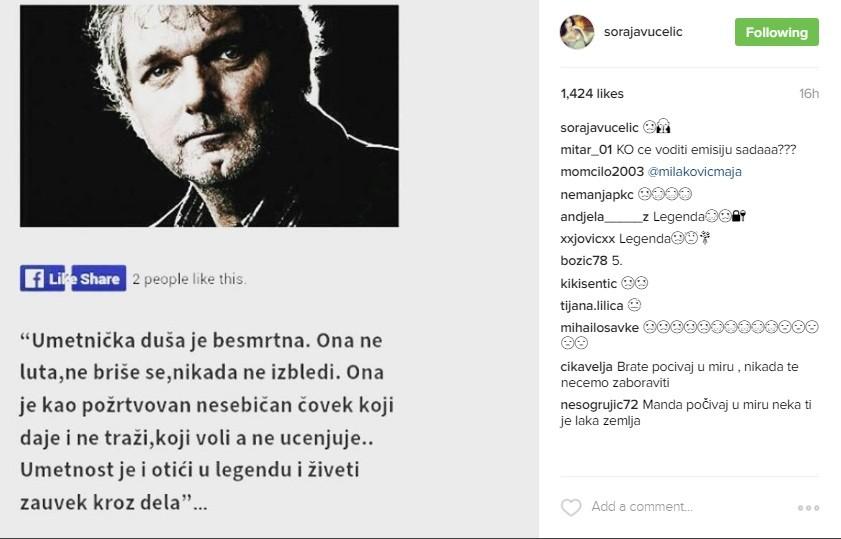 """Soraja za PRESS SERBIA: """"Ne mogu da opisem koliko mi je zao i koliko sam tuzna"""""""