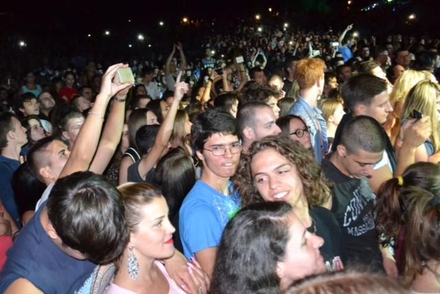 Riblja Čorba održala spektakularan koncert u Nišu