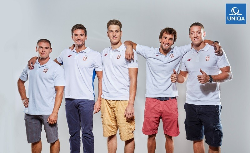 UNIQA osiguranje, kao zvanično osiguranjeg našeg Olimpijskog tima, nastavlja da pruža podršku našim Olimpijcima.