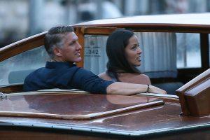 U Venciji je u toku svadba Ane Ivanović i Bastijana Švajnštajgera