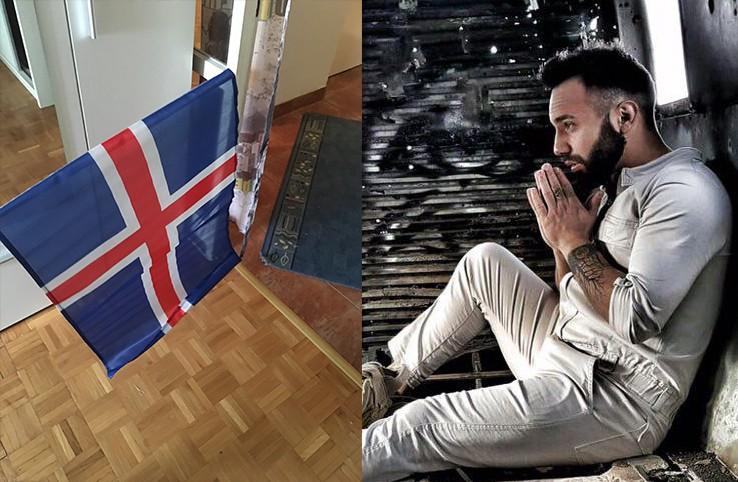 Filip Mitrović uz Island večeras
