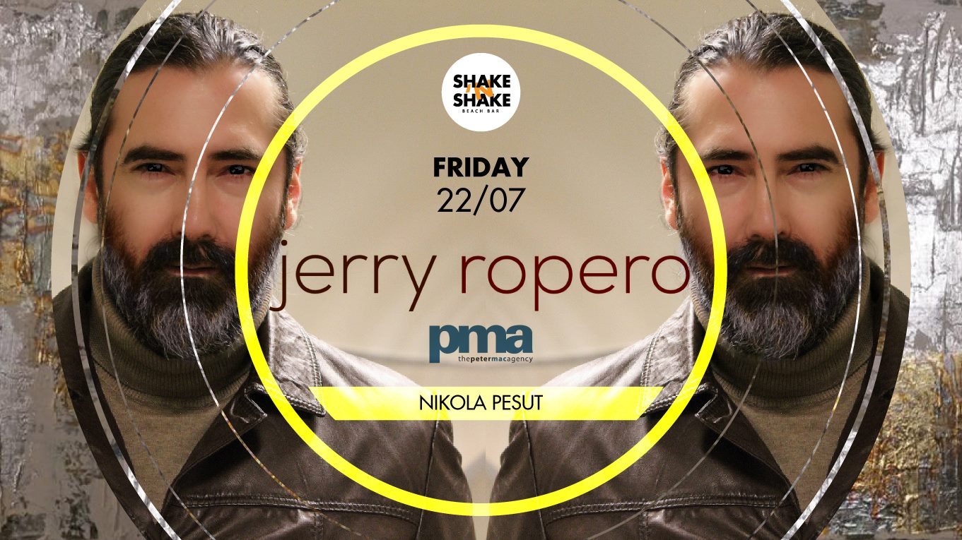 JERRY ROPERO SPREMA HAOS NA SPLAVU SHAKE'N'SHAKE! (VIDEO)