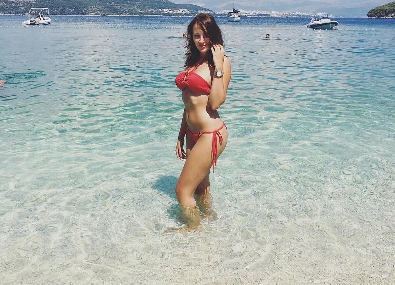 Prijovićka se skinula i zaludela fanove na instagramu