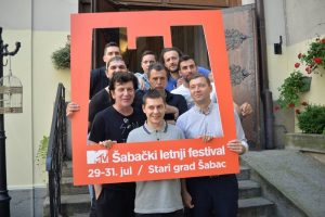 Sve spremno za Šabački letnji festival