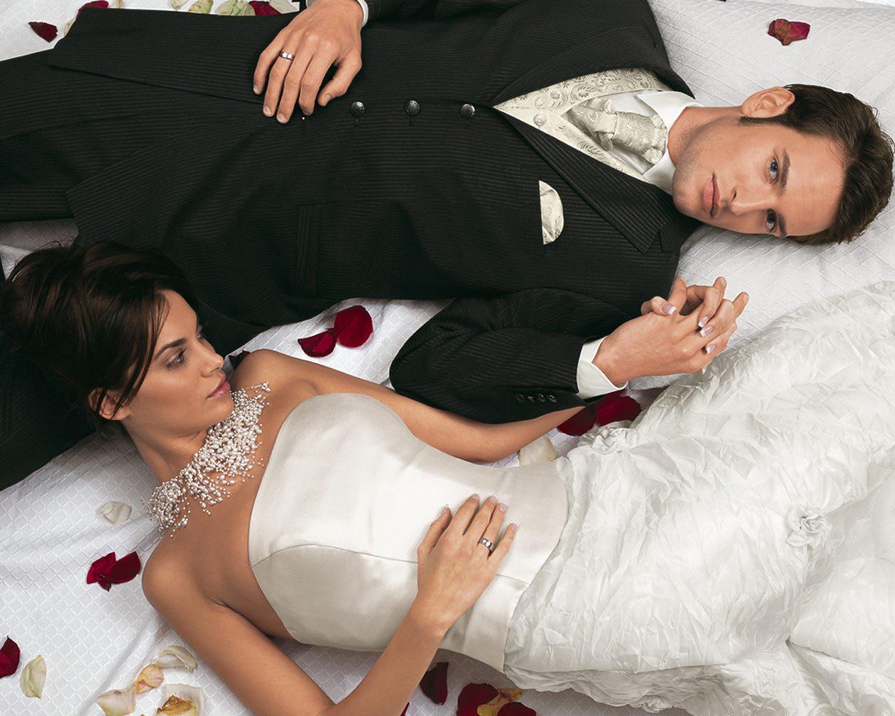 Prva bračna noć bez seksa