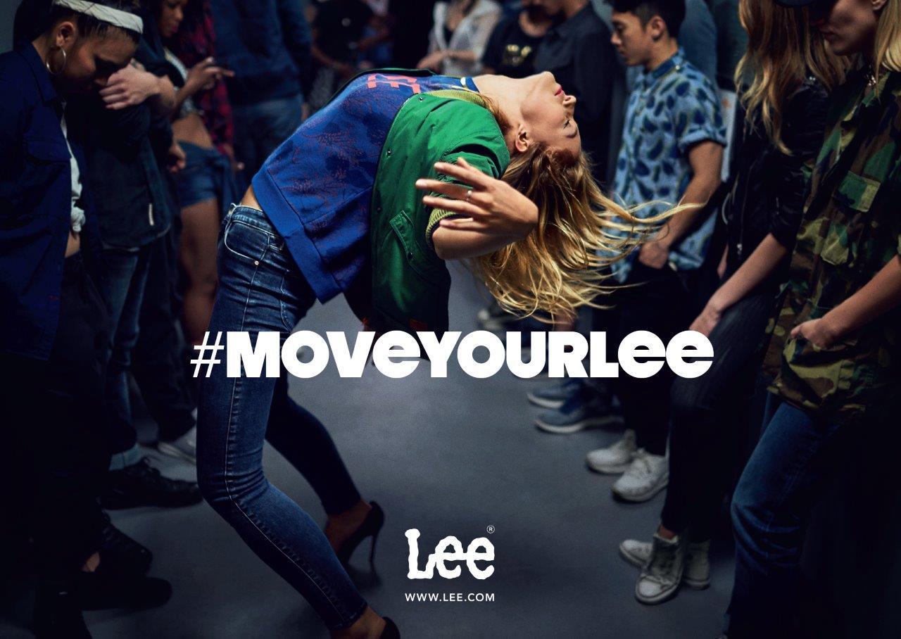 Jesenja kampanja kultnog jeans brenda LEE