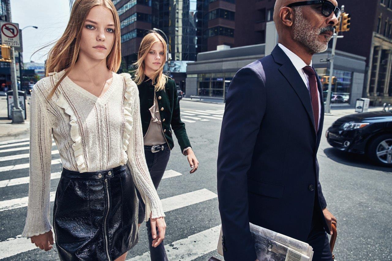 Njujork kao pozornica za septembarsku MANGO kampanju
