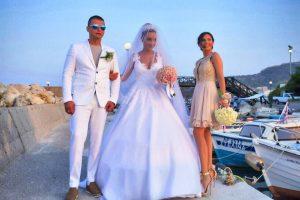 EKSKLUZIVNO:Ovako je izgledalo romantično venčanje Maye Berović