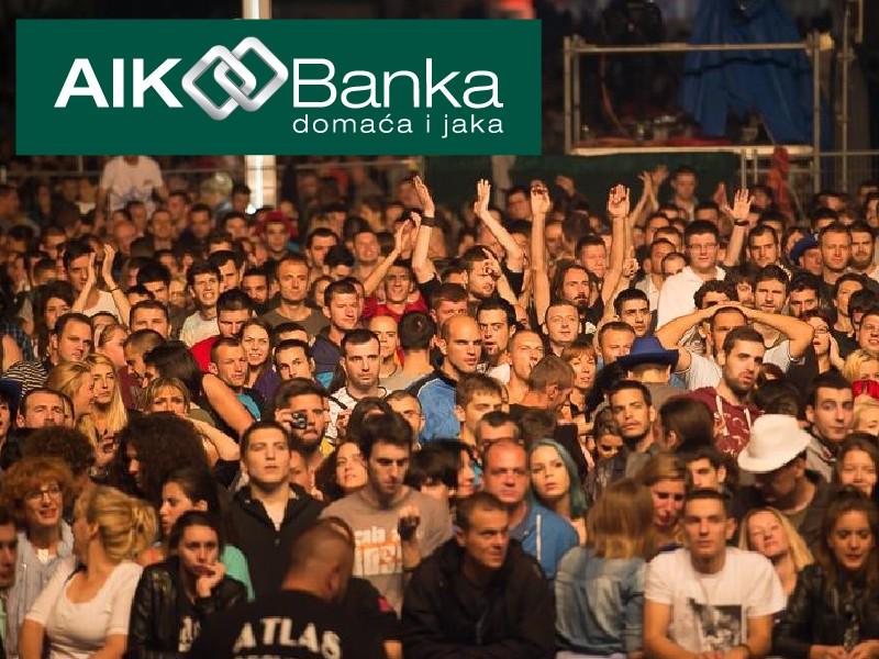 AIK Banka sponzor Belgrade Beer Fest-a