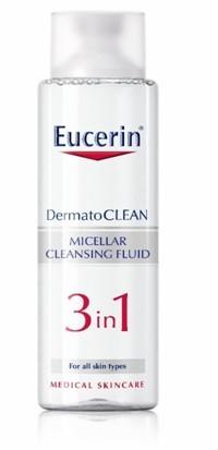 Eucerin® DermatoCLEAN 3 u 1 Micelarni fluid U duplo većem pakovanju