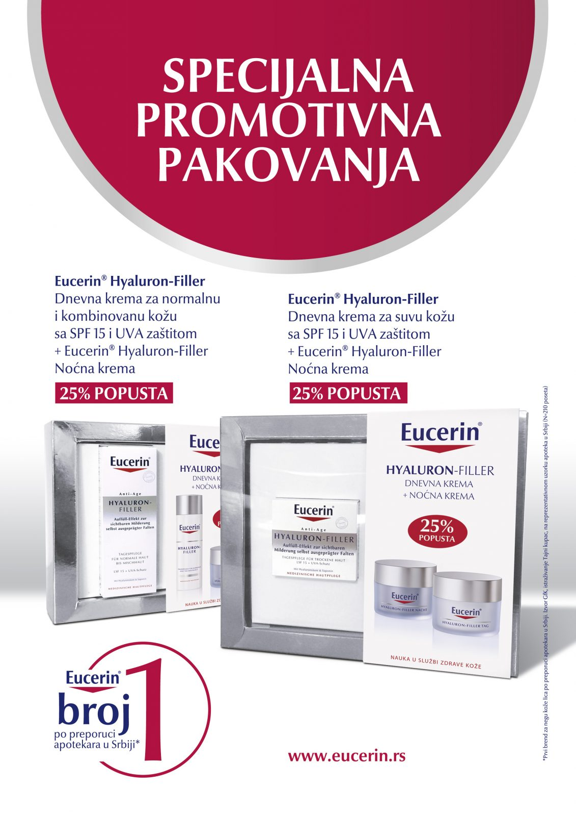Eucerin Najava CoPacka A4 pp