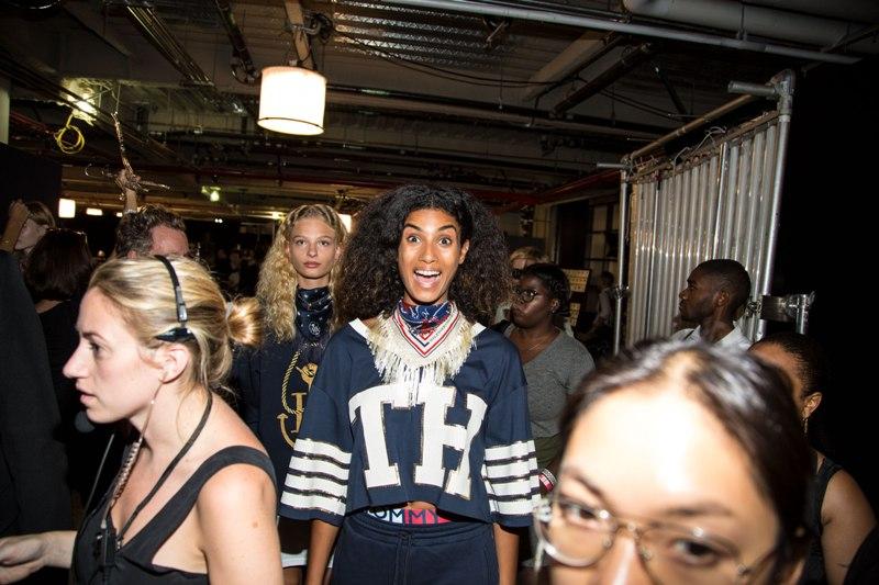 Američki modni klasik TOMMY HILFIGER protresao Nedelju mode u Njujorku