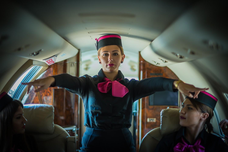 Postanite Fly Fly Academy stjuard ili stjuardesa