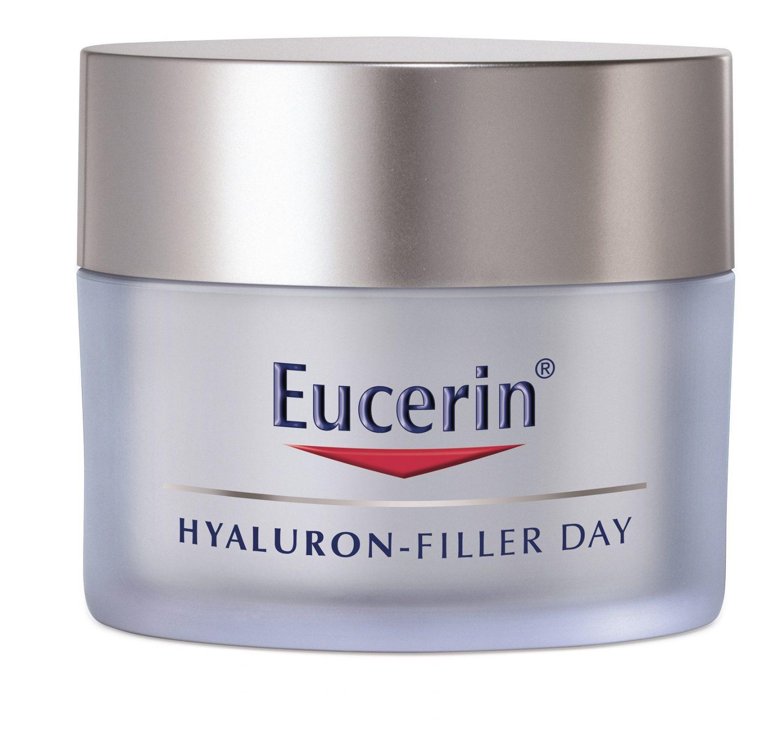 Eucerin® Hyaluron Filler linija - dokazani borac protiv površinskih i dubinskih znakova starenja!