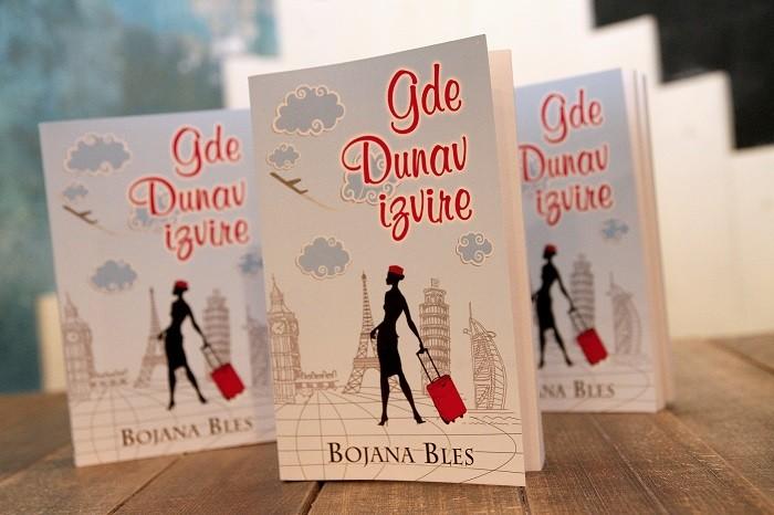 """Bojana Bles objavila prvi roman """"Gde Dunav izvire"""""""