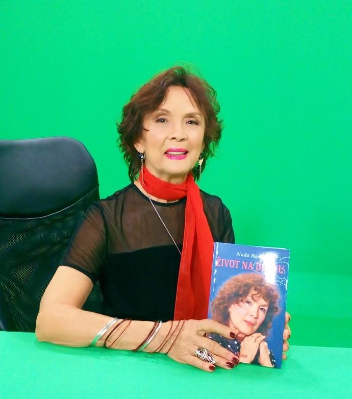 Poznata beogradska glumica potpisuje roman na Sajmu knjiga u Beogradu!