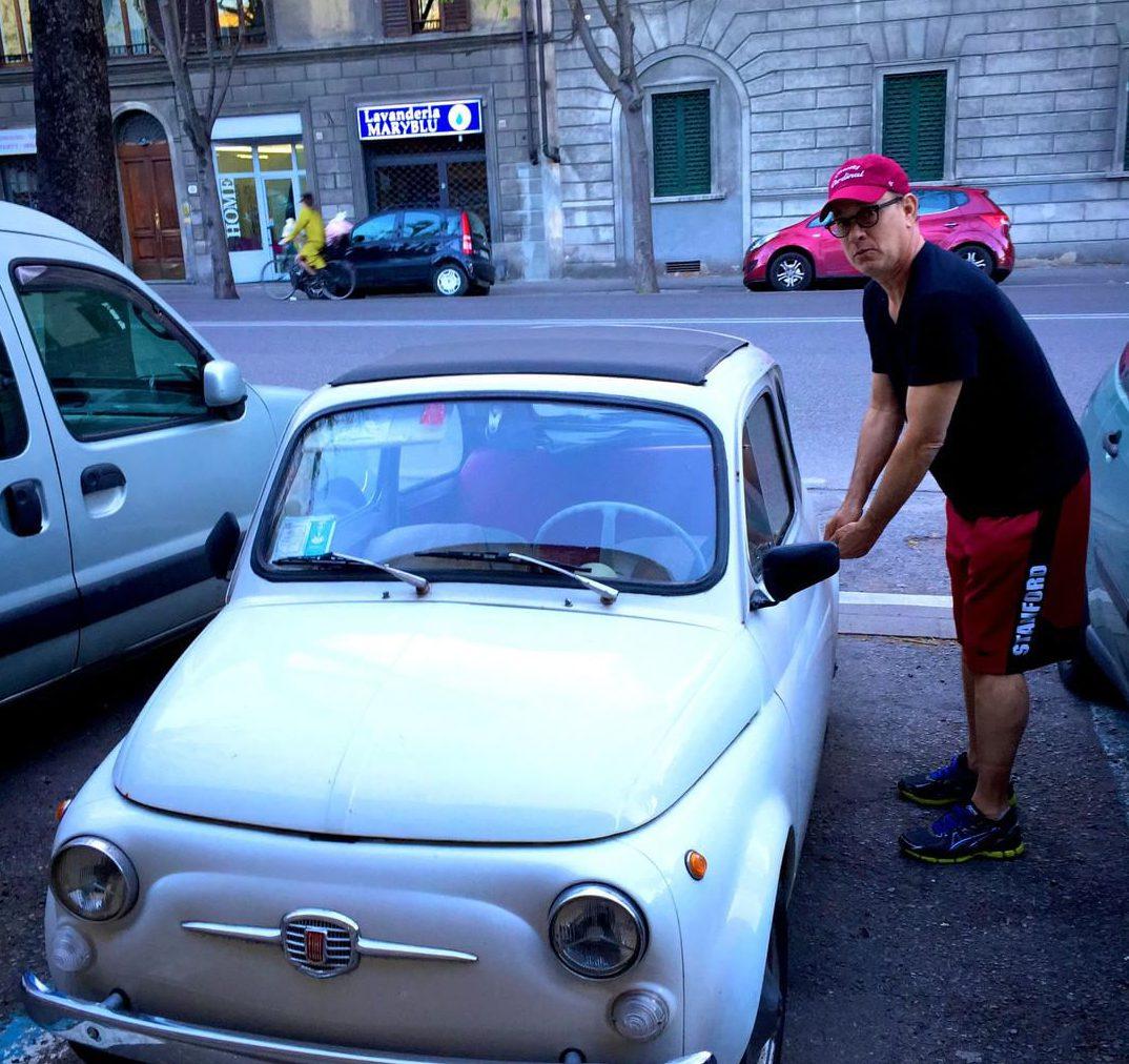 Nećete verovita koji je omiljeni auto Toma Henksa!