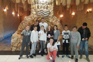 Pevač Lexington benda, Bojan Vasković, svojim najmlađim fanovima priredio je nezaboravno druženje!