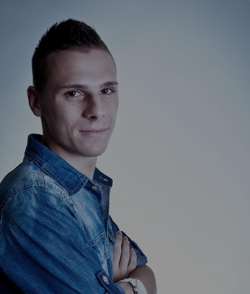 Goran Pašalija, fotografisanje, slikarstvo,mladi slikar